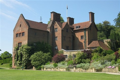 Chartwell (NT) in Kent